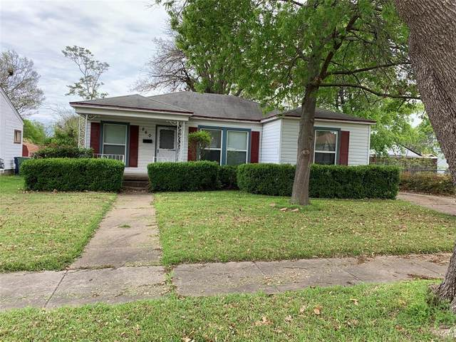 860 Holly Drive, Garland, TX 75040 (MLS #14312951) :: The Chad Smith Team