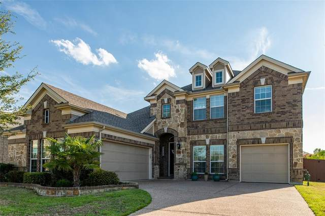 809 Cowan Lane, Mckinney, TX 75071 (MLS #14312955) :: Team Hodnett