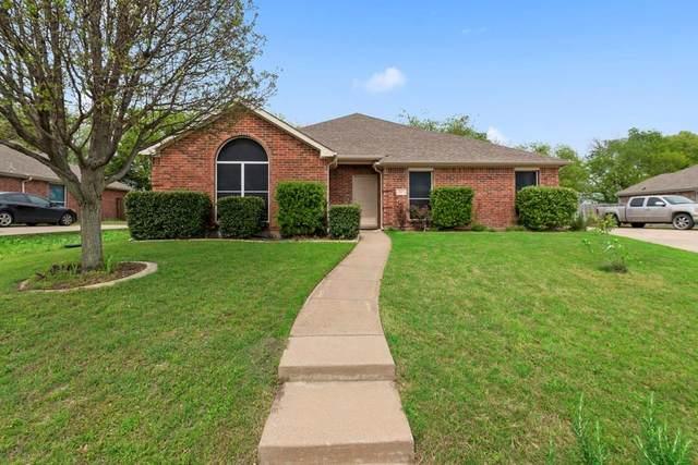117 Richard Lane, Red Oak, TX 75154 (MLS #14312957) :: The Kimberly Davis Group