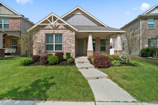 717 Hartsfield Street, Aubrey, TX 76227 (MLS #14312973) :: Real Estate By Design