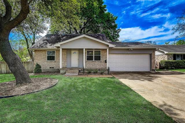 1602 Carroll Drive, Garland, TX 75041 (MLS #14312982) :: Real Estate By Design