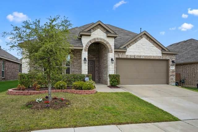 2417 Michelle Creek Drive, Little Elm, TX 75068 (MLS #14312987) :: The Good Home Team