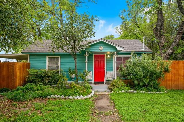 2401 Fruitland Avenue, Farmers Branch, TX 75234 (MLS #14312990) :: Ann Carr Real Estate