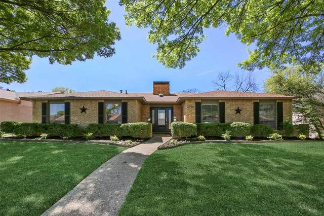 7726 El Santo Lane, Dallas, TX 75248 (MLS #14312997) :: The Hornburg Real Estate Group
