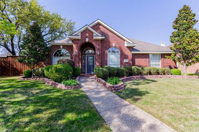 4563 Oak Shores Drive, Plano, TX 75024 (MLS #14313010) :: The Hornburg Real Estate Group