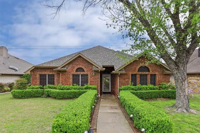 2071 Camelot Drive, Lewisville, TX 75067 (MLS #14313011) :: The Mauelshagen Group