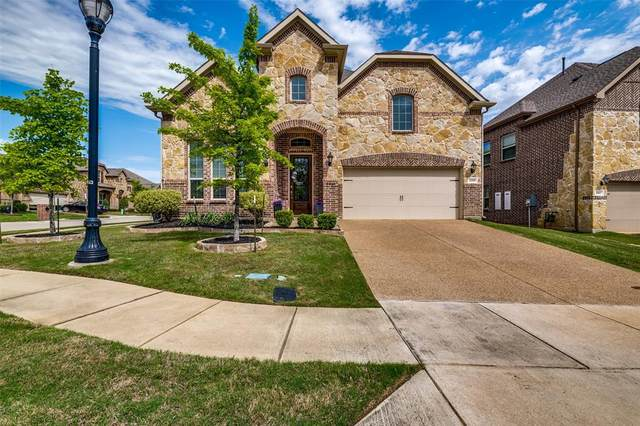 2285 Breeze Dale Path, Lewisville, TX 75056 (MLS #14313018) :: The Kimberly Davis Group