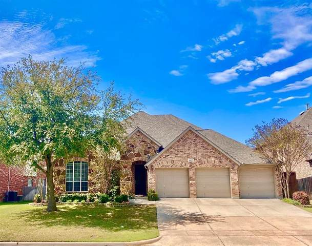 1905 Yarmouth Court, Mansfield, TX 76063 (MLS #14313019) :: The Chad Smith Team