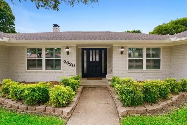 2620 Mollimar Drive, Plano, TX 75075 (MLS #14313037) :: Justin Bassett Realty