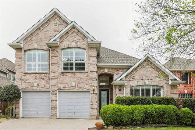 1652 Kimble Drive, Carrollton, TX 75010 (MLS #14313039) :: The Kimberly Davis Group