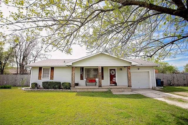 509 N Lee Street, Valley View, TX 76272 (MLS #14313044) :: The Mauelshagen Group