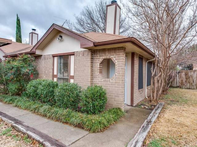 9907 Plainfield Drive, Fort Worth, TX 76108 (MLS #14313049) :: Real Estate By Design