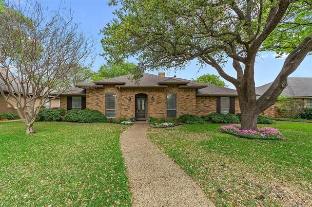 1707 Rainbow Drive, Richardson, TX 75081 (MLS #14313054) :: The Hornburg Real Estate Group