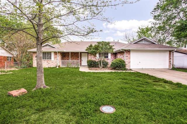 1807 Trailview Drive, Terrell, TX 75160 (MLS #14313060) :: The Mauelshagen Group