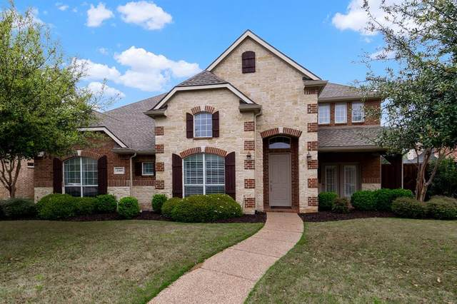 2318 Greenwood Drive, Frisco, TX 75036 (MLS #14313070) :: All Cities USA Realty