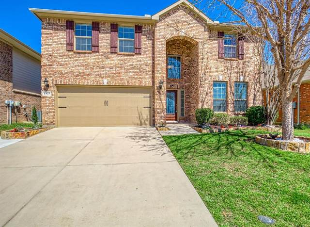 5737 Sapphire Pool Trail, Fort Worth, TX 76244 (MLS #14313073) :: Vibrant Real Estate