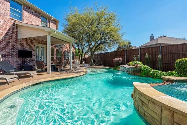 2819 Doe Creek Trail, Frisco, TX 75034 (MLS #14313074) :: The Hornburg Real Estate Group