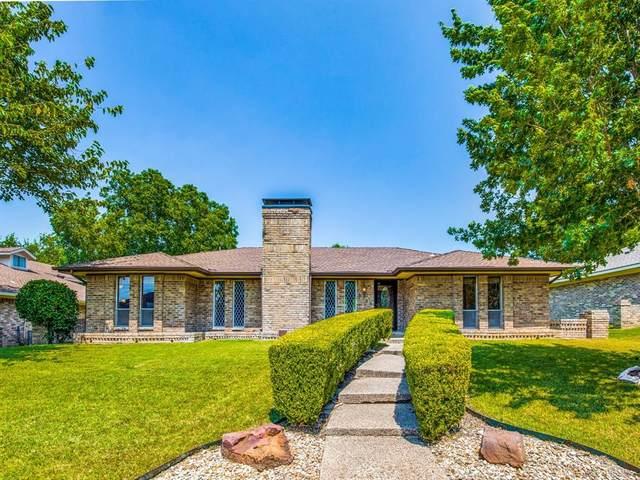 2729 Winterstone Drive, Plano, TX 75023 (MLS #14313088) :: The Mauelshagen Group