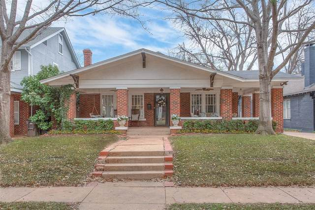 1837 Hillcrest Street, Fort Worth, TX 76107 (MLS #14313139) :: The Mitchell Group