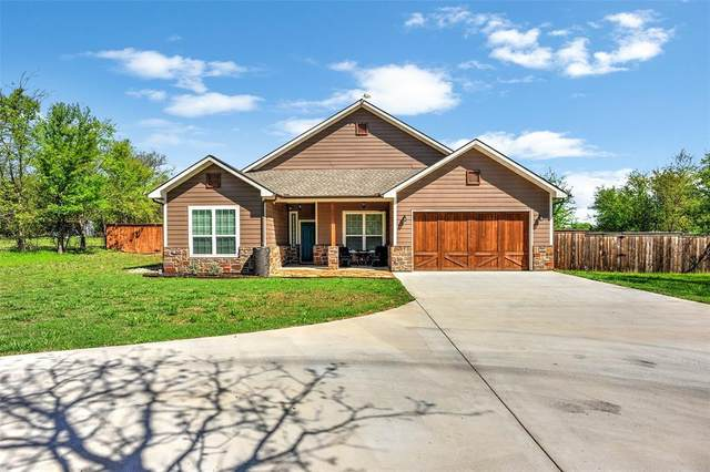 265 Joe Davis Road, Van Alstyne, TX 75495 (MLS #14313155) :: The Kimberly Davis Group