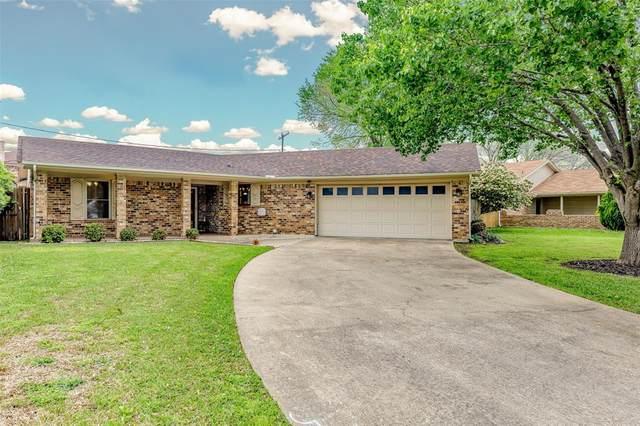 5513 Meadow Oak Street, North Richland Hills, TX 76180 (MLS #14313186) :: The Hornburg Real Estate Group