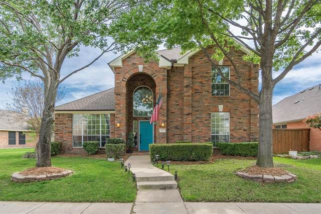 3737 Cottonwood Springs Drive, The Colony, TX 75056 (MLS #14313188) :: The Kimberly Davis Group