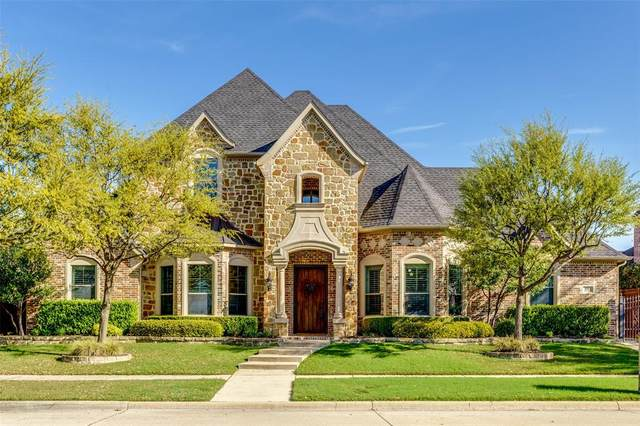 4084 Georgian Trail, Frisco, TX 75033 (MLS #14313196) :: The Kimberly Davis Group