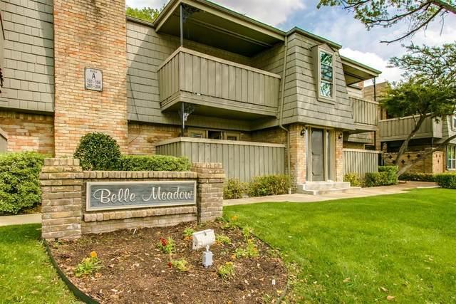 7705 Meadow Park Drive #210, Dallas, TX 75230 (MLS #14313212) :: Real Estate By Design