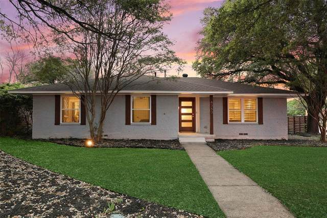 6353 E Lovers Lane, Dallas, TX 75214 (MLS #14313245) :: The Sarah Padgett Team