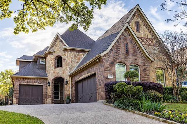 4349 Crestwood Court, Grapevine, TX 76051 (MLS #14313246) :: The Tierny Jordan Network