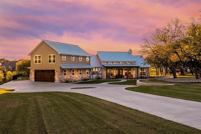1710 Bent Tree Court, Granbury, TX 76049 (MLS #14313267) :: The Kimberly Davis Group