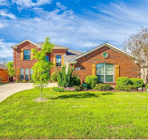 5613 Parkplace Drive, Denton, TX 76226 (MLS #14313269) :: The Kimberly Davis Group