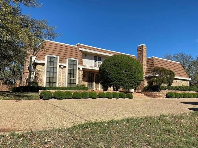 1520 Mimosa Circle, Graham, TX 76450 (MLS #14313276) :: Wood Real Estate Group