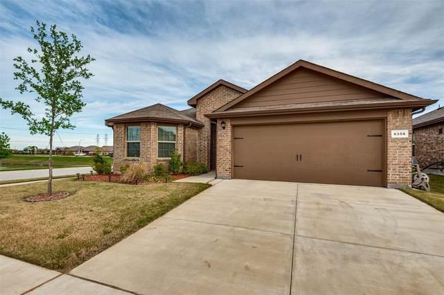 6356 Spokane Drive, Fort Worth, TX 76179 (MLS #14313316) :: The Kimberly Davis Group