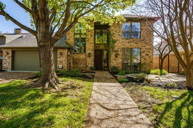 6562 Laurel Valley Road, Dallas, TX 75248 (MLS #14313324) :: The Hornburg Real Estate Group