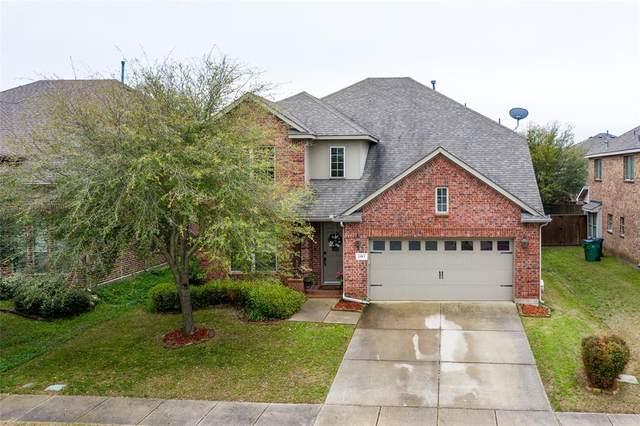 1103 Johnson Drive, Melissa, TX 75454 (MLS #14313327) :: The Kimberly Davis Group