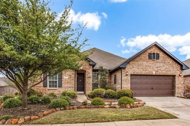 1301 Nacona Drive, Prosper, TX 75078 (MLS #14313333) :: Tenesha Lusk Realty Group