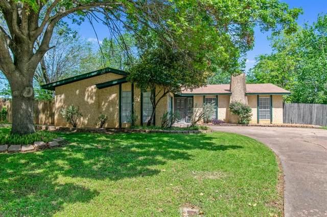 914 Juniper Place, Lewisville, TX 75077 (MLS #14313335) :: The Hornburg Real Estate Group