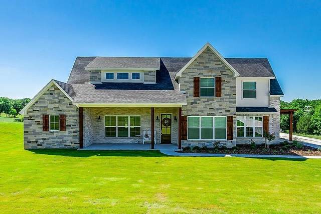 113 Top Flight Drive, Weatherford, TX 76087 (MLS #14313344) :: The Mitchell Group