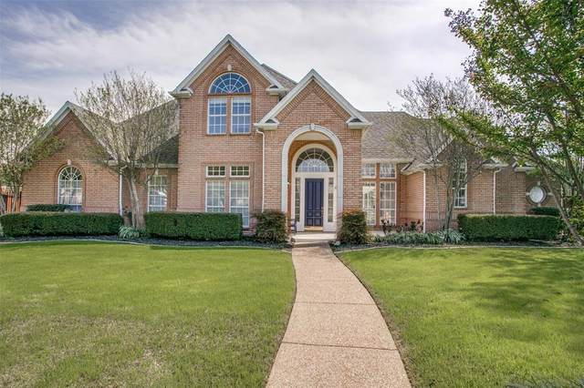 1616 Village Trail, Keller, TX 76248 (MLS #14313347) :: Potts Realty Group