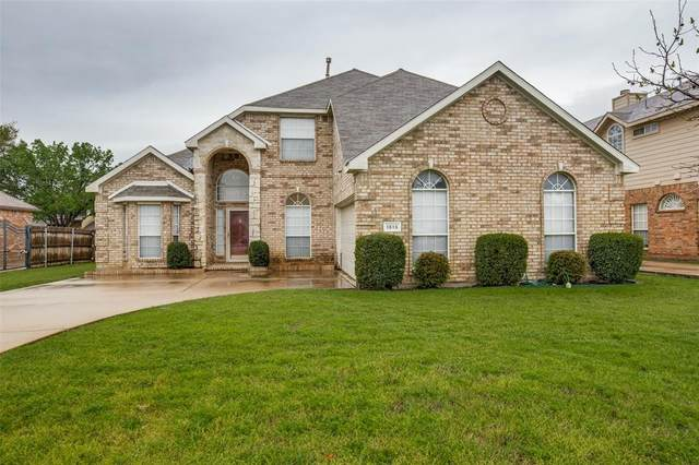 1815 Fairfax Drive, Mansfield, TX 76063 (MLS #14313358) :: The Hornburg Real Estate Group