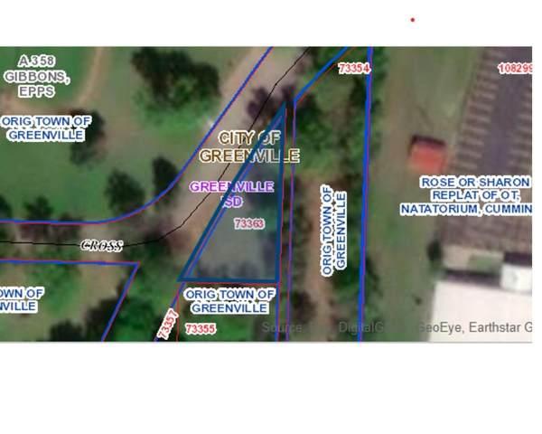 000 Cross Street, Greenville, TX 75401 (MLS #14313361) :: All Cities USA Realty
