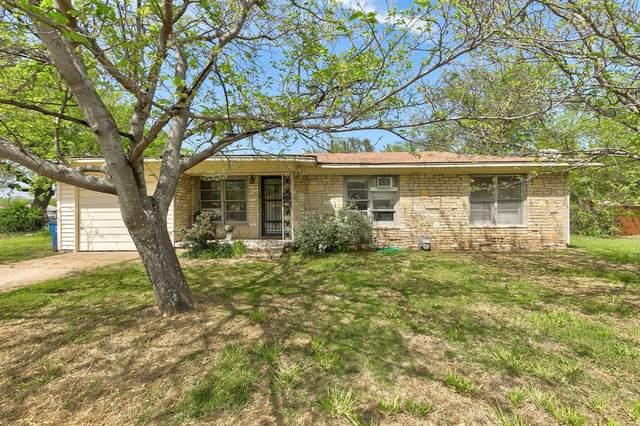 608 Doyle Springs Road, Granbury, TX 76048 (MLS #14313375) :: Tenesha Lusk Realty Group