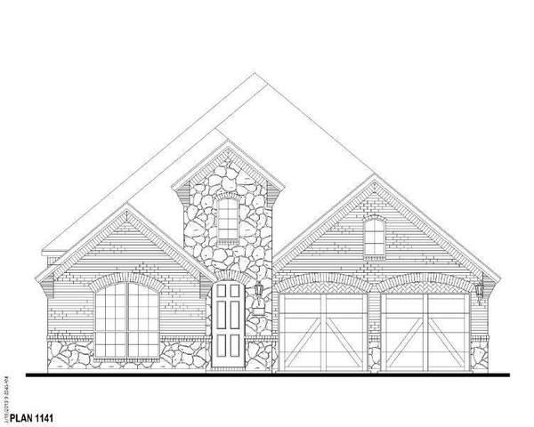 3708 Sir Kelly Street, Lewisville, TX 75056 (MLS #14313391) :: Baldree Home Team