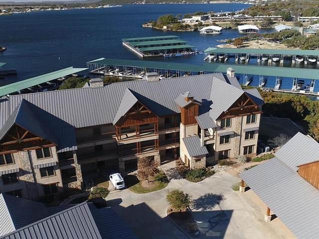 2504 Century Oak Drive #104, Graford, TX 76449 (MLS #14313398) :: North Texas Team | RE/MAX Lifestyle Property
