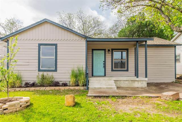 1209 W Broadus Avenue, Fort Worth, TX 76115 (MLS #14313409) :: Real Estate By Design