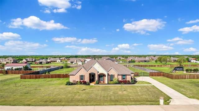 684 Northward Drive, Royse City, TX 75189 (MLS #14313415) :: The Welch Team