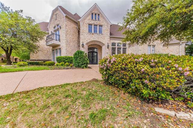 7200 Majestic Manor, Colleyville, TX 76034 (MLS #14313417) :: Team Hodnett