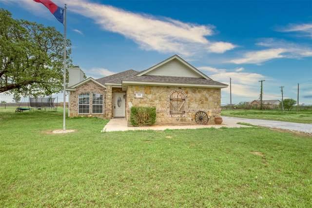108 Newfield Lane, Springtown, TX 76082 (MLS #14313421) :: The Hornburg Real Estate Group