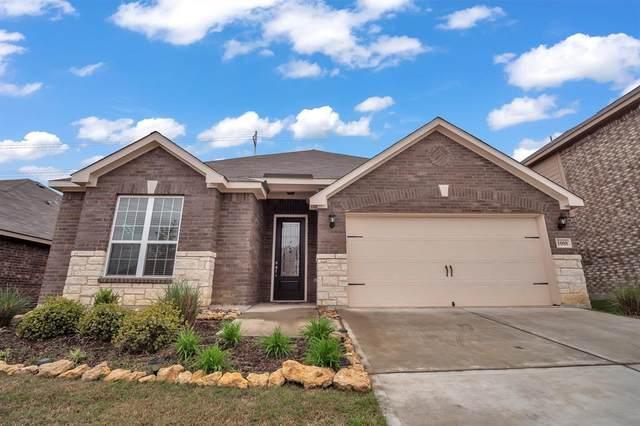 1008 Princewood Drive, Denton, TX 76207 (MLS #14313424) :: The Chad Smith Team